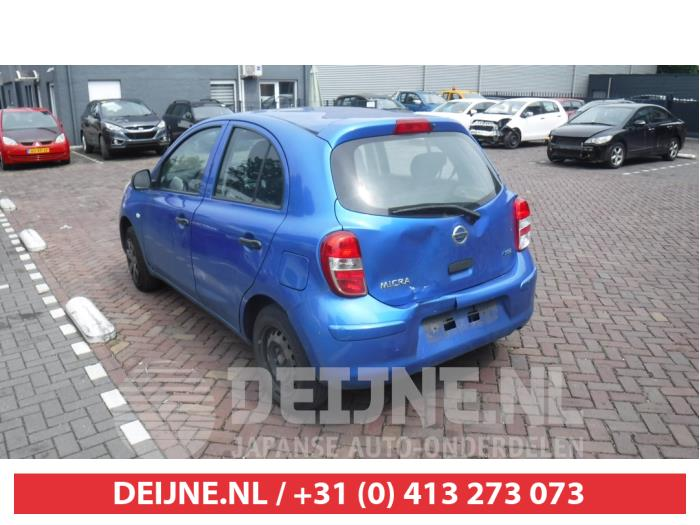 Nissan Micra 13 11-