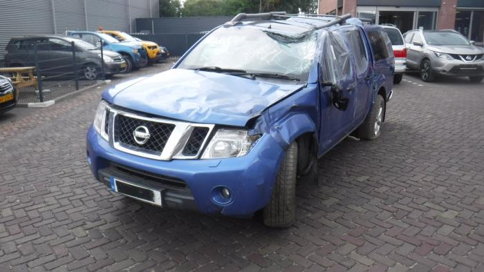 Nissan Navara d40 05-