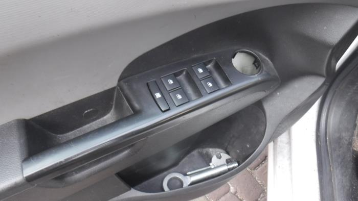 Chevrolet Aveo 1.6 16V VVT