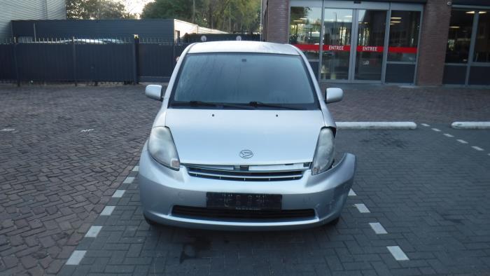 Daihatsu Sirion 2 (M3) 1.0 12V DVVT
