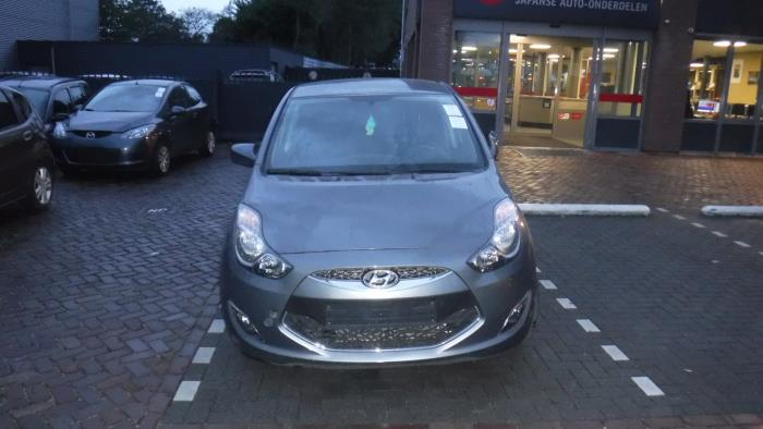 Hyundai IX20 10-