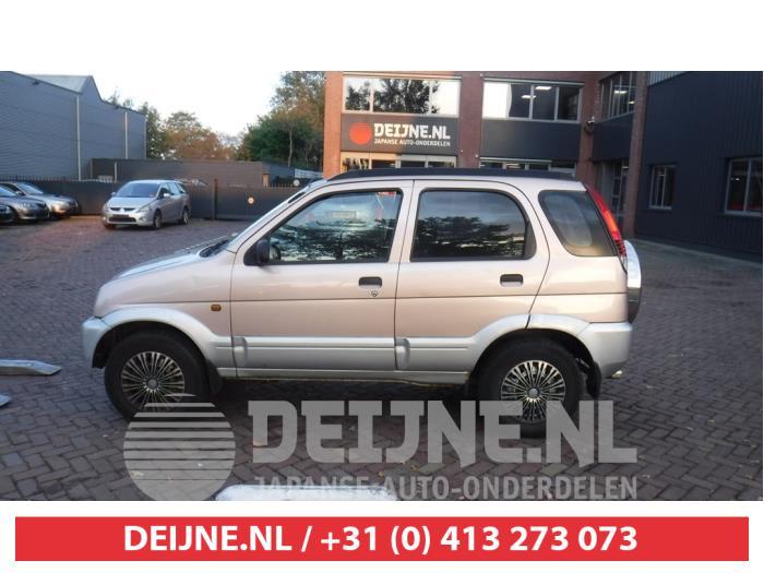 Daihatsu Terios (J1) 1.3 16V DVVT 4x2