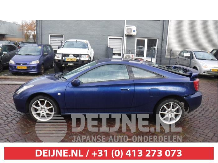 Toyota Celica 00-