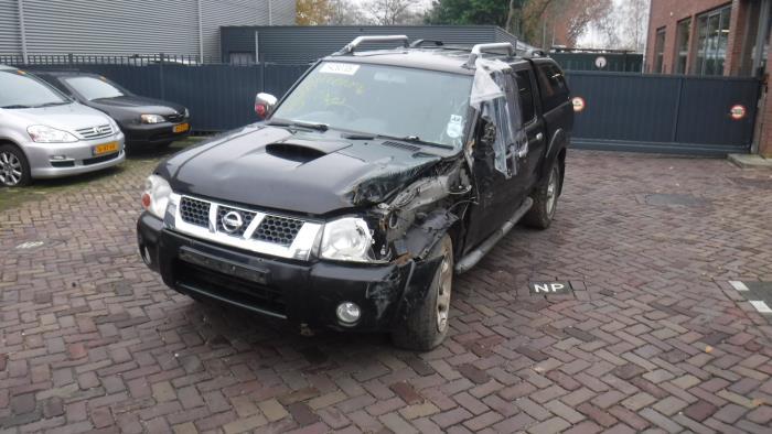 Nissan King Cab 02-