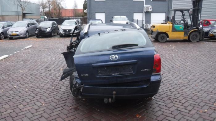 Toyota Avensis Wagon (T25/B1E) 1.8 16V VVT-i