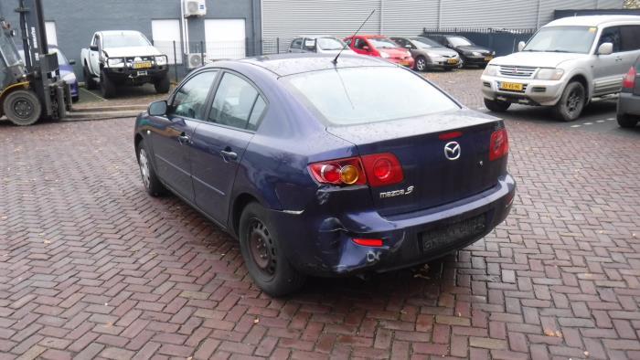 Mazda 3 (BK12) 1.6i 16V