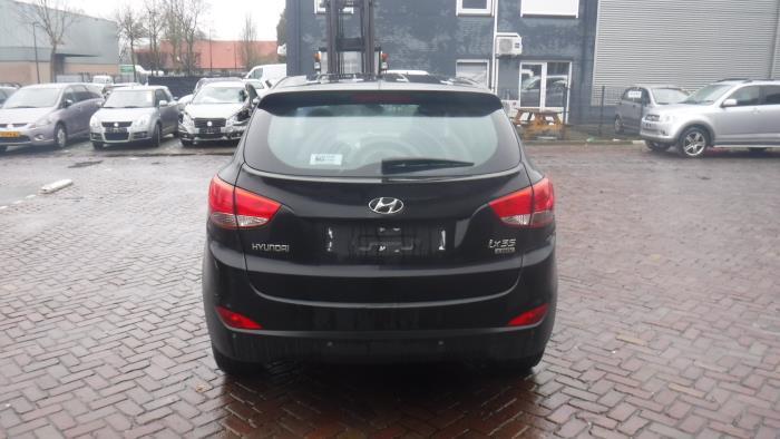 Hyundai IX35 10-