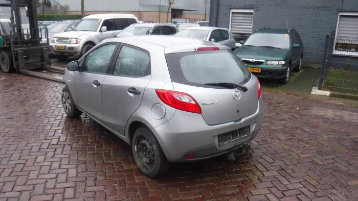 Mazda 2 (DE) 1.3 16V S-VT