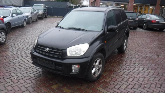 Toyota RAV4 (A2) 2.0 16V VVT-i 4x4