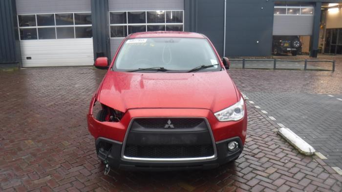 Mitsubishi ASX 10-
