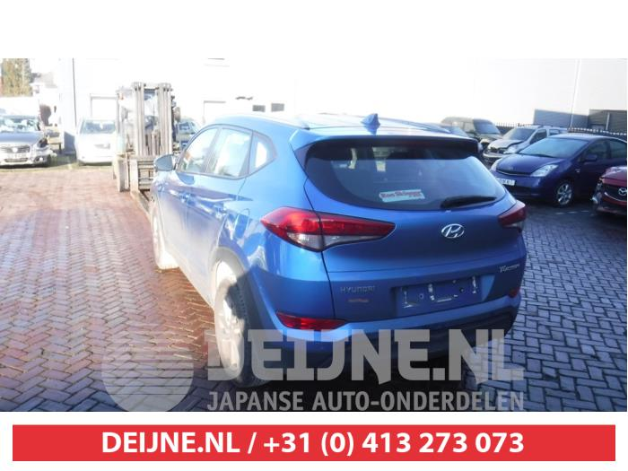 Hyundai Tucson 15-