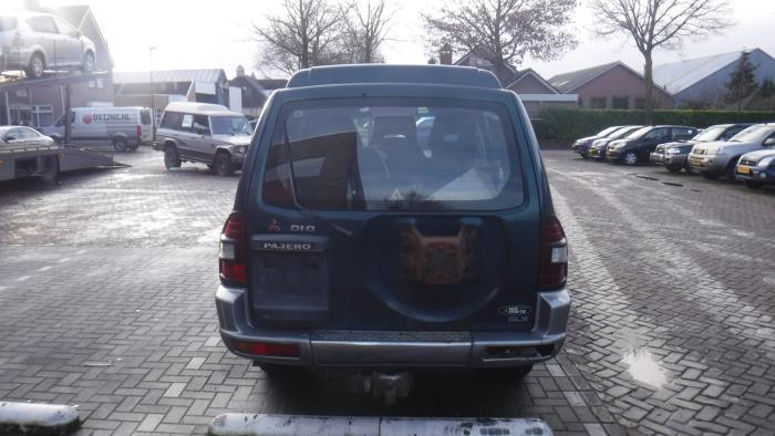 Mitsubishi Pajero/Shogun Hardtop (V6/7/8/9) 3.2 DI-D 16V