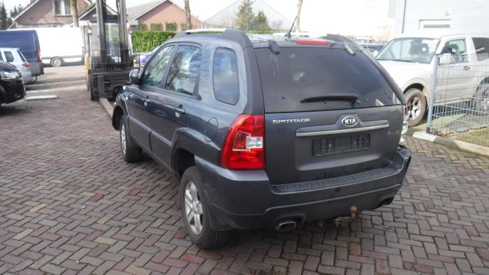 Kia Sportage (JE) 2.0 CVVT 16V 4x2