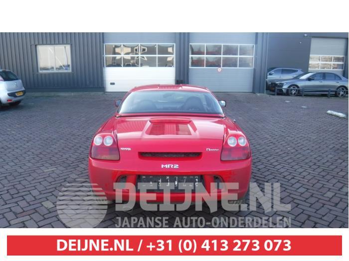Toyota MR II W3 98-