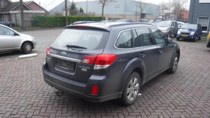 Subaru Legacy 09-