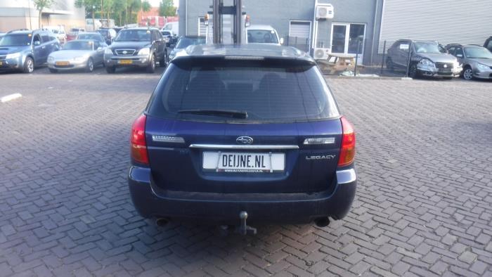 Subaru Legacy Touring Wagon (BP) 2.0 R 16V