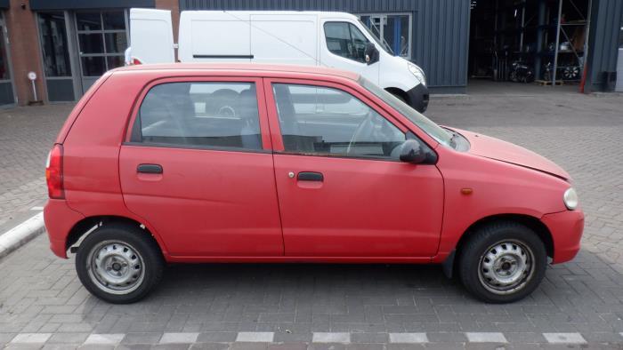 Suzuki Alto (RF410) 1.1 16V