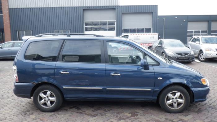 Hyundai Trajet 2.0 CRDi 16V