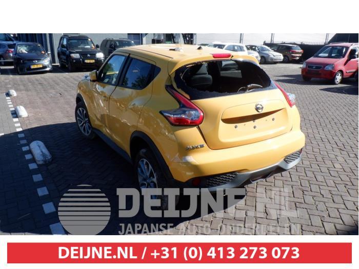 Nissan Juke 10-