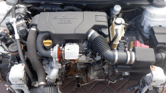 Suzuki Swift (ZA/ZC/ZD) 1.3 D 16V
