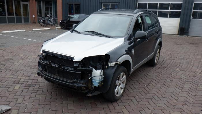 Chevrolet Captiva (C100) 2.4 16V 4x2