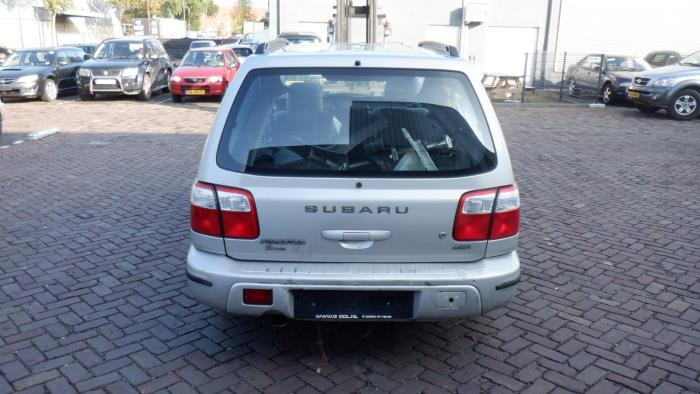 Subaru Forester (SF) 2.0 16V S-Turbo