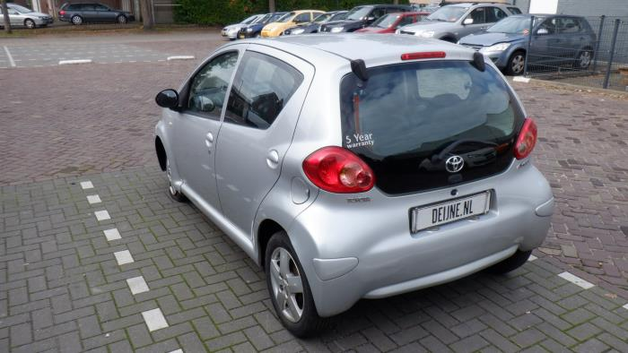 Toyota Aygo (B10) 1.4 HDI