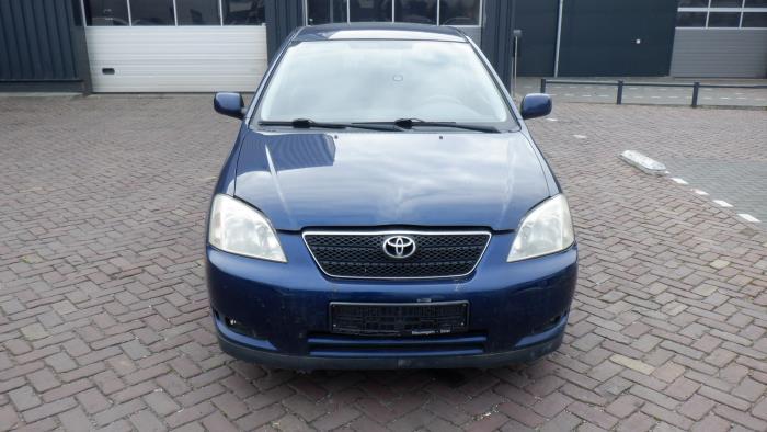 Toyota Corolla (E12) 2.0 D-4D 16V 110