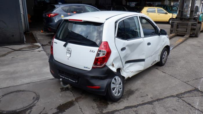 Hyundai I10 08-
