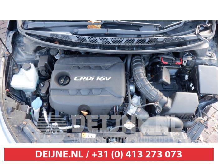 Kia Cee'd (JDB5) 1.4 CRDi 16V