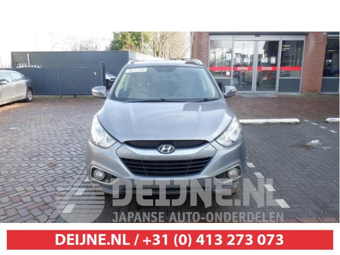 Hyundai iX 35 (LM) 2.0 CRDi 16V 4x4