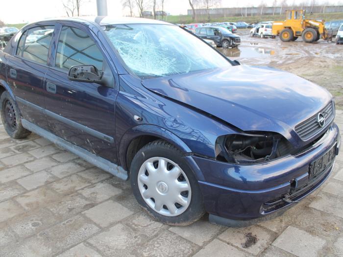 Portier 4Deurs rechts-achter - Opel Astra