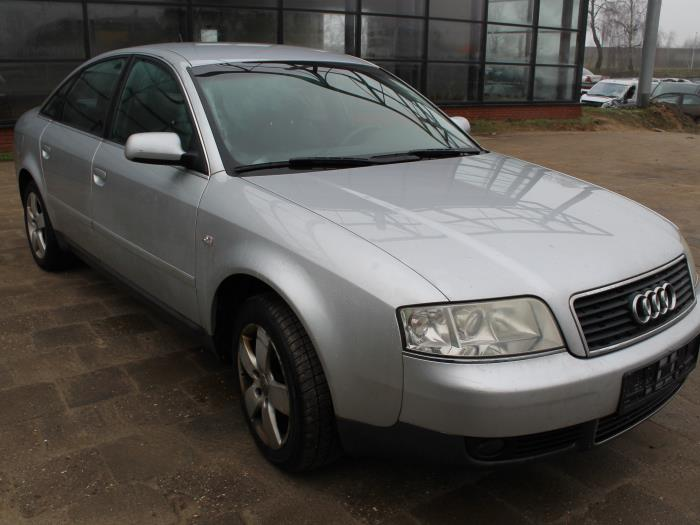 Luchtfilterhuis - Audi A6