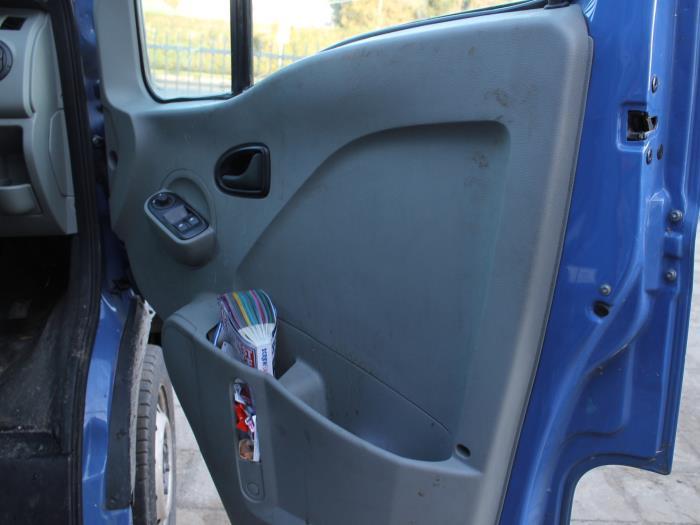 Spiegelglas links - Renault Master