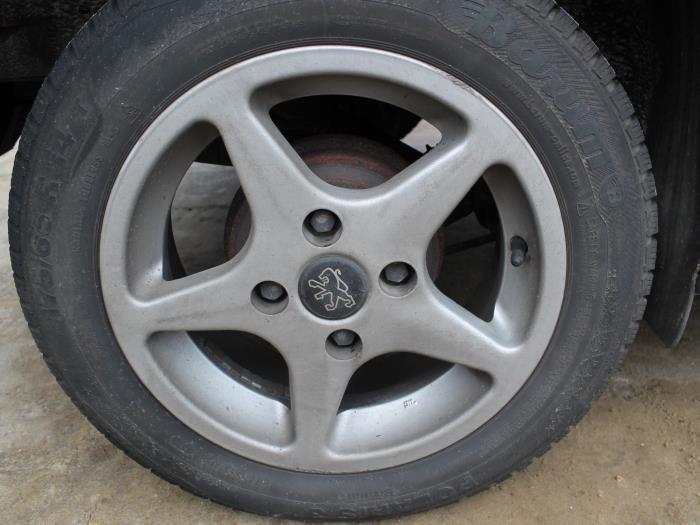Brandstofpomp Elektrisch - Peugeot 206