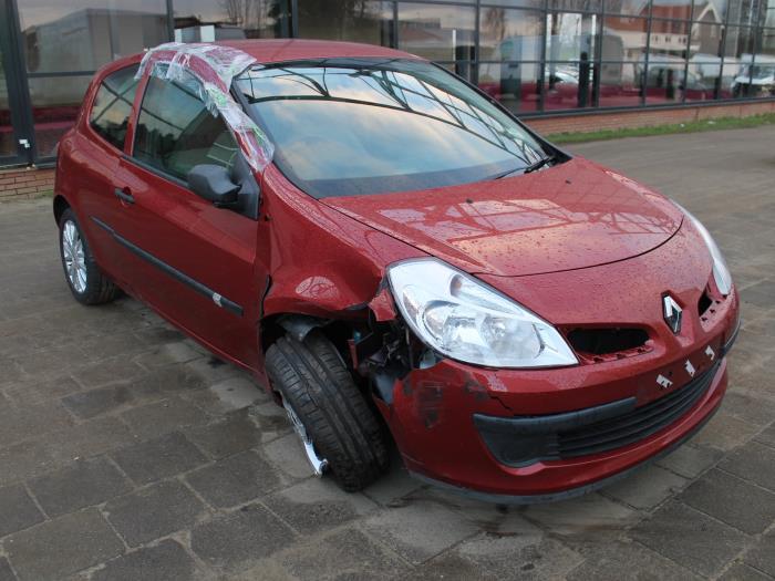 Voorruit - Renault Clio
