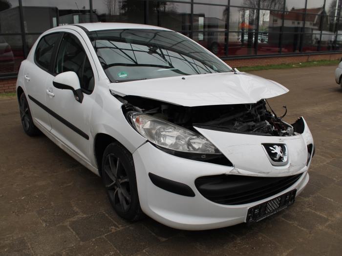 Uitlaat Tussenpijp - Peugeot 207