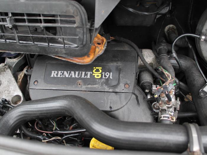 Veiligheidsgordel Insteek Midden-voor - Renault Trafic