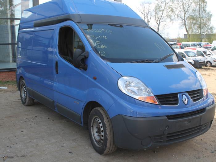 Krukas Poelie - Renault Trafic