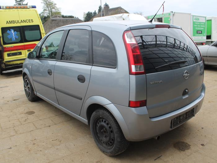 Stuurbekrachtiging Elektrisch - Opel Meriva