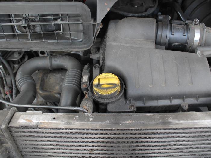 Gordelspanner midden-voor - Opel Vivaro
