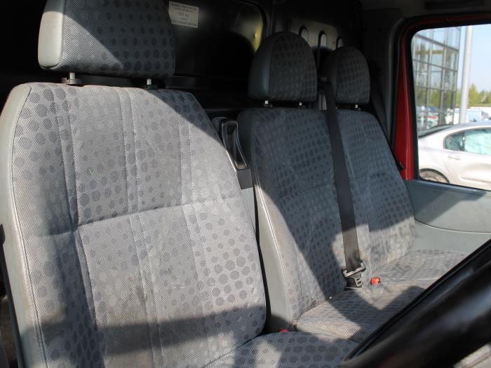 Bumperhoek rechts-voor - Ford Transit