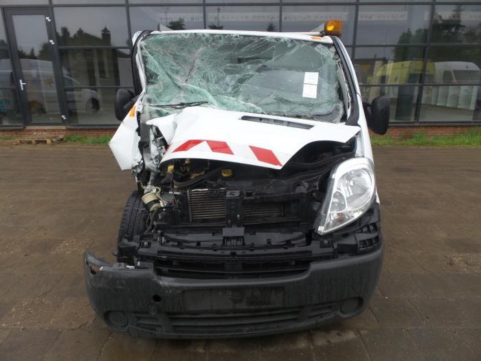 Portiergreep 2Deurs rechts - Renault Trafic