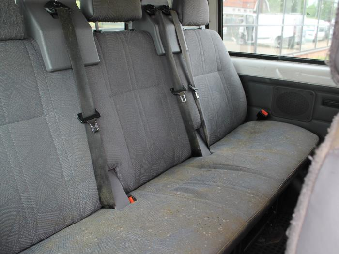 Bumperhoek links-achter - Ford Transit