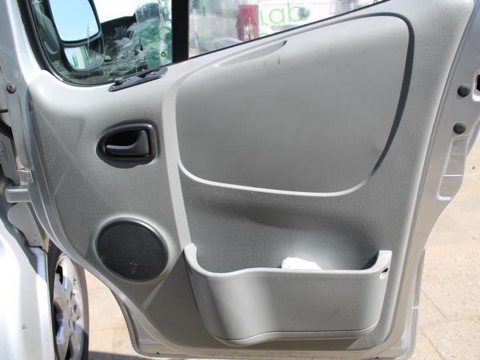Bumperdeel rechts-achter - Renault Trafic