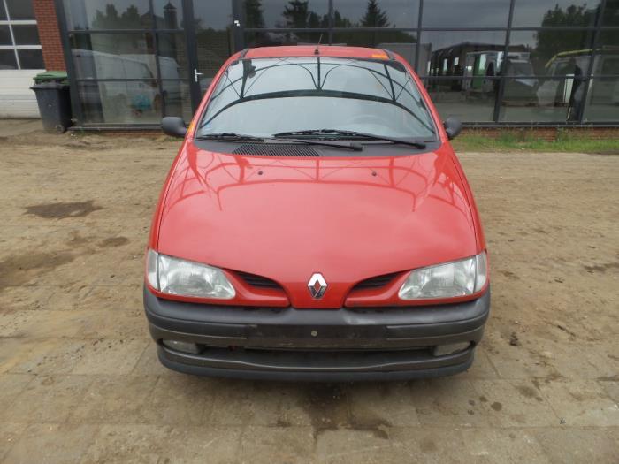 Achteras voorwielaandrijving - Renault Scenic