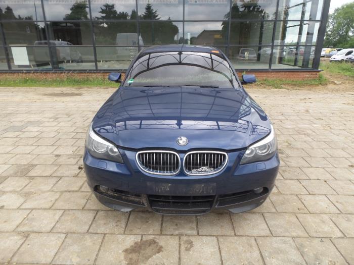Uitlaat (compleet) - BMW 5-Serie