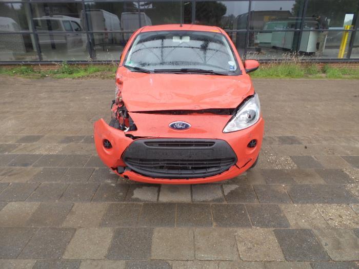 Uitlaat Tussenpijp - Ford KA