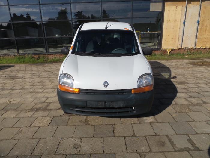 Voorkop compleet - Renault Kangoo