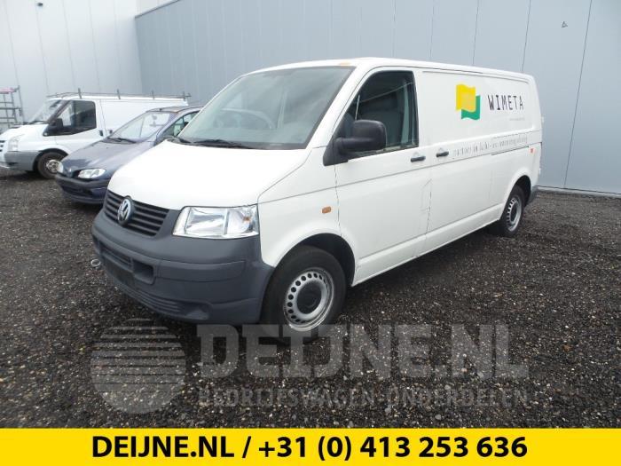 Stuurbekrachtiging Pomp Poelie - Volkswagen Transporter